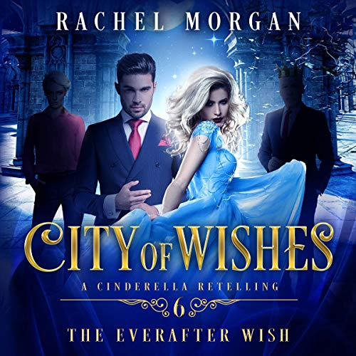 The Everafter Wish Audiobook By Rachel Morgan cover art