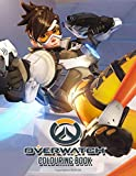 Overwatch Colouring Book: Ideal Gift for Adults On Next Christmas and New Year Eve or Any Holidays w...
