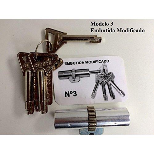 Sidese - Bombillo antiguo para Embutida modelo 3