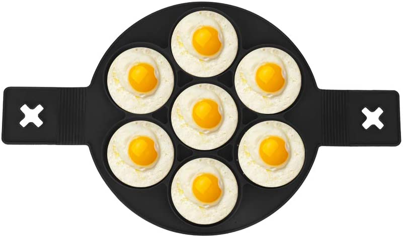 A surprise price is realized Eggs Mold Kitchen Non-Stick Finish Our shop most popular Silicone Eg Safety Grade Food