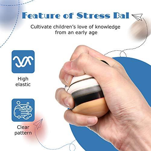 planet stress balls