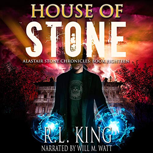 Couverture de House of Stone: An Alastair Stone Urban Fantasy Novel