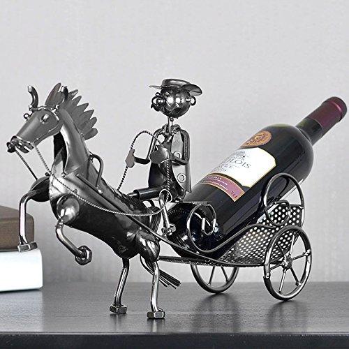 Lijuan La Carrozza Di Vini Di Piccole Decorazioni A Casa L'Arredamento Del Vino Artigianato Salotto Arredamento,L'Enoteca