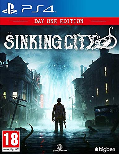 Playstation 4 - The Sinking City - Day One Edition (1 GAMES)