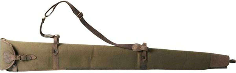 Harkila Shotgun Slip in Canvas Dusty Olive 135 cm
