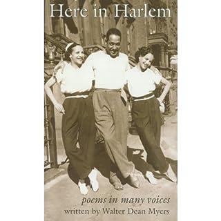 Here in Harlem audiobook cover art