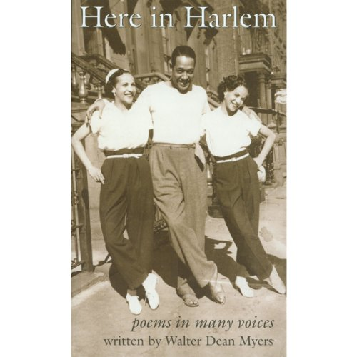 Here in Harlem audiobook cover art