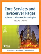 Core Servlets and JavaServer Pages, Volume 2: Advanced Technologies (Sun Core Series)