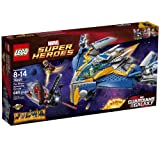 LEGO Superheroes 76021 The Milano Spaceship Rescue Building Set