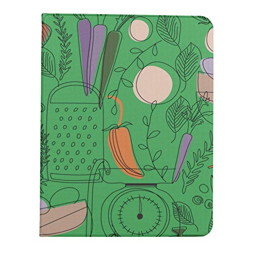 ZHANGhome Case For Ipad Pro 11 Inch 2nd & 1st Generation 2020/2018 IpadproCase Art Cute Cartoon Funny Food IpadProProtectiveCase11Inch Support Ipad 2nd Gen Pencil Charging