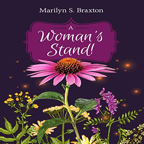 A Woman's Stand! audiobook cover art