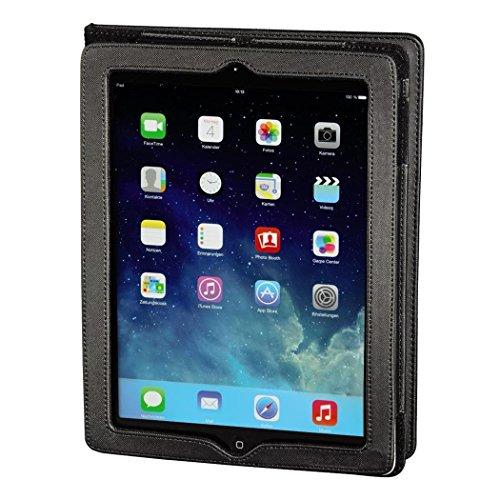 Hama Portfolio Arezzo Apple iPad Air 2, schwarz