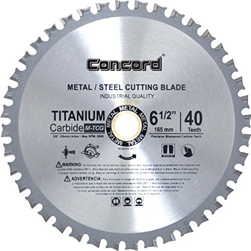 Concord Blades MCB0650T040HP 6-1/2