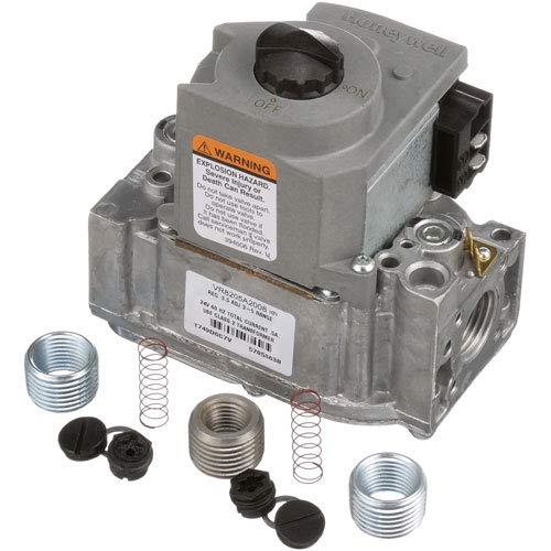 "Frymaster 8261122Gas válvula 1/2""FPT X 1/2"" doble directo/caliente superficie Frymaster freidora bih152541095"
