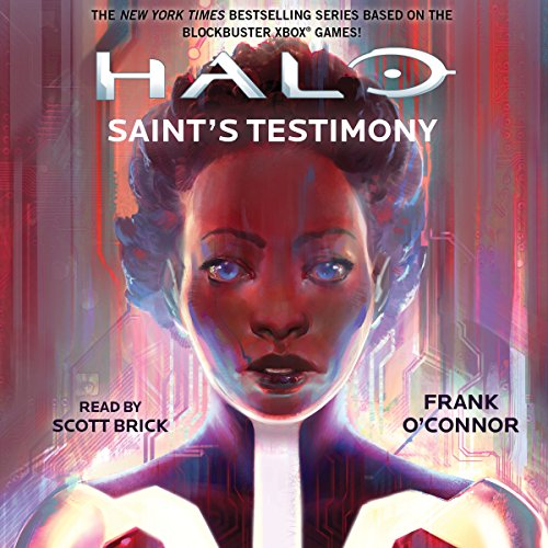 Saint's Testimony audiobook cover art