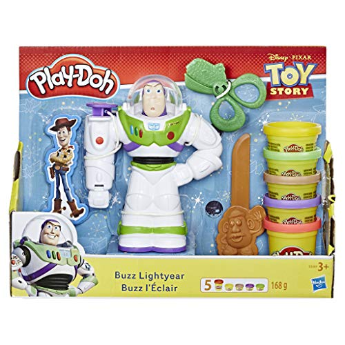 Play Doh - Disney Buzz Lightyear (Hasbro, E3369EU5)