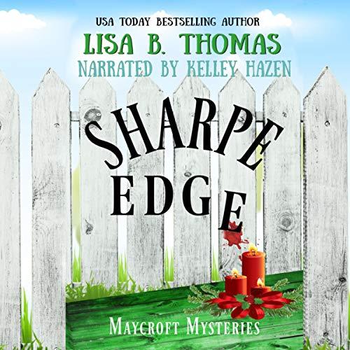 Sharpe Edge  By  cover art