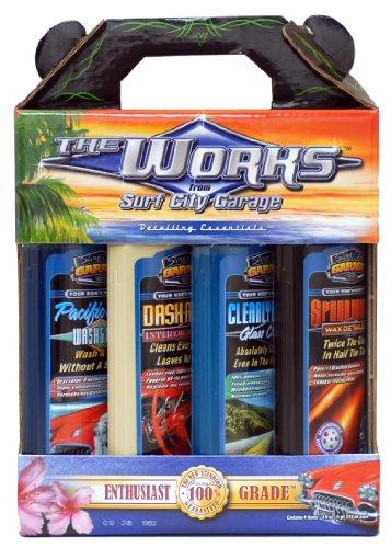 Surf City Garage The Works Kit Einsteigerset