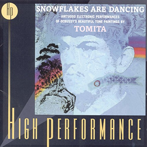 High Performance - Snowflakes Are Dancing (Debusssy Electronical Performed By Tomita 1973-1974)