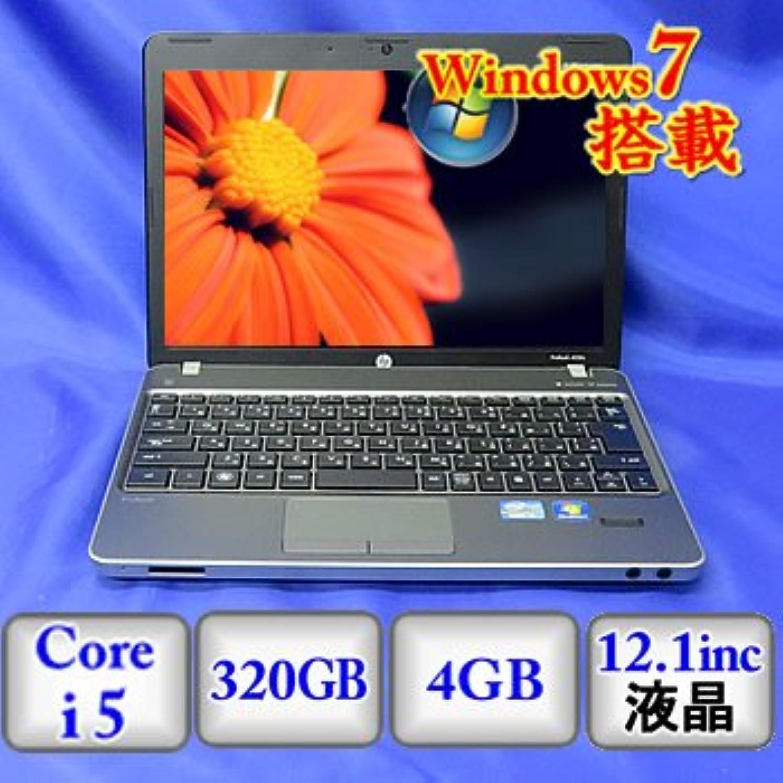 伝導関税息子【中古ノートパソコン】HP HP ProBook 4230s [A5V94AV] -Windows7 Professional 32bit Core i5 2.4GHz 4GB 320GB ドライブ なし 12.1インチ(A0311N098)