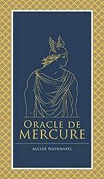 Oracle de Mercure - Boîte cloche avec jeu de 27 cartes et livret bilingue français/anglais d'Alcide Nathanaël