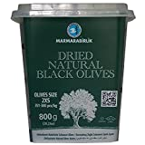 Marmarabirlik Exclusive Black Olive 28 oz (Kuru Sele)