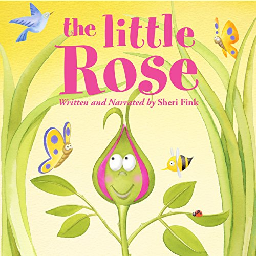 The Little Rose audiobook cover art