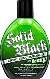Millennium Tanning Solid Black Hypoallergenic Tan Maximizer with Hemp Indoor/Outdoor Dark Tanning Lotion 13 oz
