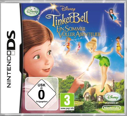 Tinkerbell - Ein Sommer voller Abenteuer [Software Pyramide] - [Nintendo DS]