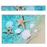 Imagen subacuática decorativa, imágenes claras, fondo de acuario, adhesivo para acuario, 40 x 60 cm, para restaurantes