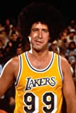 Chevy Chase as Fletch in wig as Lakers basketball player hilarious 24X36 Poster