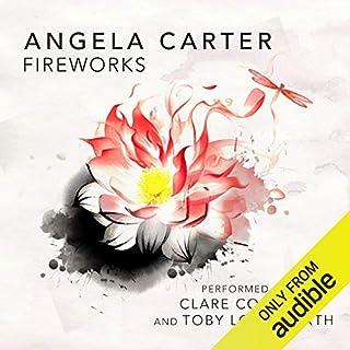 Fireworks audiobook cover art