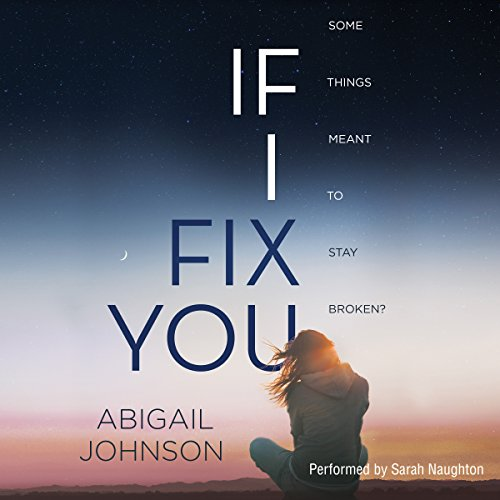 If I Fix You audiobook cover art
