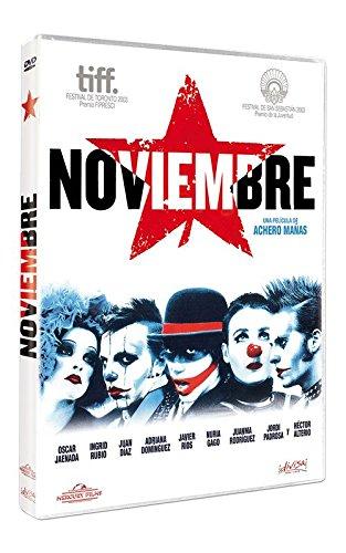 Noviembre DVD