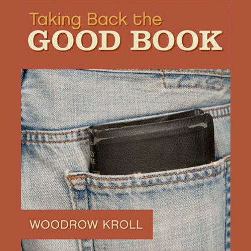 Taking Back the Good Book audiobook cover art