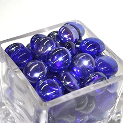 Panacea Products APN70041 Pan Gems for Aquarium, 12-Ounce, Lustre Cobalt Blue