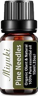 Sponsored Ad - Miyuki Pine Needles Essential Oil Organic Plant & Natural 100% Pure Therapeutic Grade Aromatherapy Pine Nee...