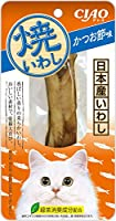 (まとめ買い)いなばペットフード CIAO 焼いわし かつお節味 1本 TSC-06 猫用 【×24】
