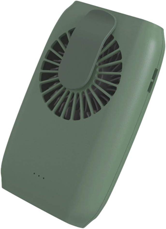 Pumpumly Personal Portable Waist Ranking TOP10 Clip Batt Rechargeable Fan USB Bombing new work