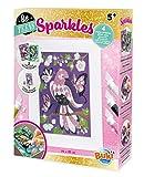 Buki France - Be Teens Sparkles Farfalle e Uccello, DP104