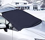 OxGord Windshield Snow Cover Ice Removal Wiper Visor Protector All Weather Winter Summer Auto Sun...
