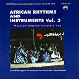 African Rhythms and Instruments Vol. 3