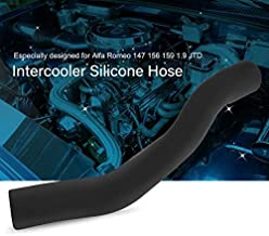 DDV-US Car Intercooler Boost Hose Lower Intercooler EGR Boost Silicone Hose Turbo Pipe for Alfa Romeo 147 156 159 1.9 JTD 5051635