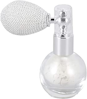 Minkissy Glitter Powder Spray Perfume Bottle Gloss Powder Spray Contour Make up for Beauty Highlighter Shimmer Cosmetic Pe...