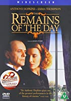 The Remains of the Day [DVD]