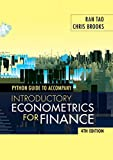 Python Guide for Introductory Econometrics for Finance (English Edition)