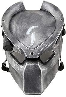 TSenTr Full Protective Face Mask for Halloween Masquerade Party Cosplay