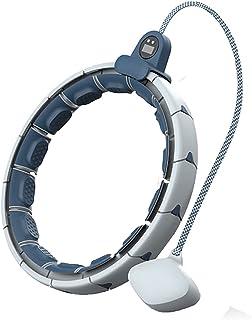 LGQZ Justera fritt den magnetiska terapirörelsen cirkeln, den tysta mjuka gummifitnessenheten bränner fett