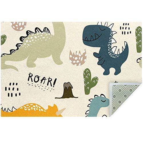 Alfombras Infantiles Dinosaurios alfombras infantiles  Marca LORVIES