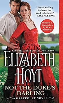 Not the Duke's Darling by Elizabeth Hoyt : All About Romance